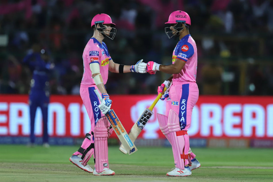 Ipl 2019 Rajasthan Royals Beat Mumbai Indians By 5 Wickets At Jaipur