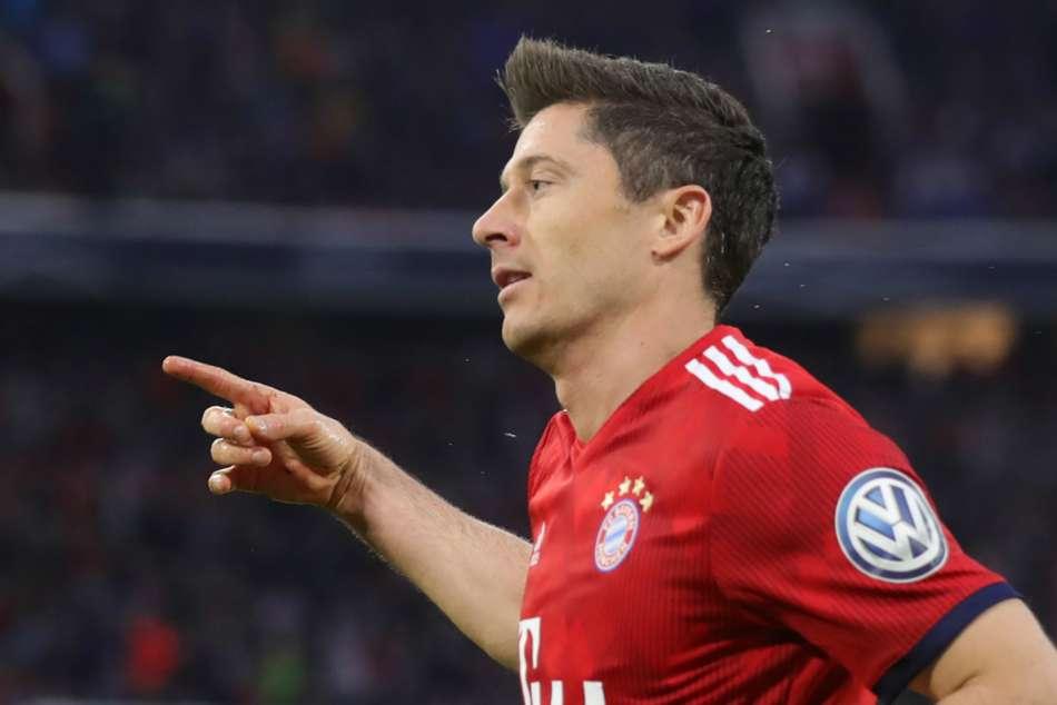 Bayern Munich 5 Heidenheim 4 Lewandowski Thriller Dfb Pokal Semi Final Spot