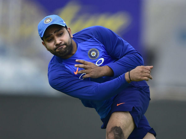 1 Rohit Sharma