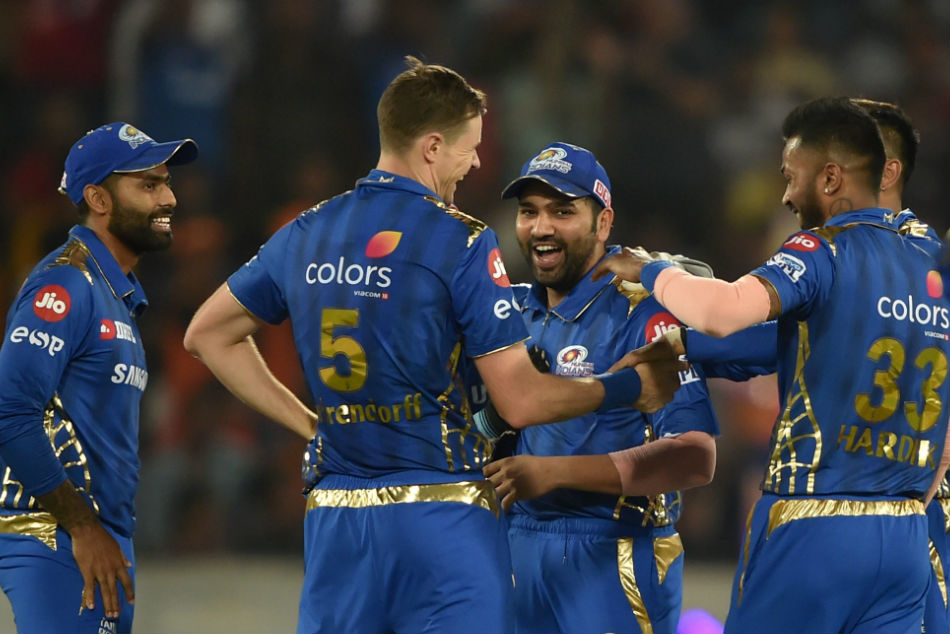Rohit Sharma Believes Winning Games Up Front Is Crucial In This Season Ipl