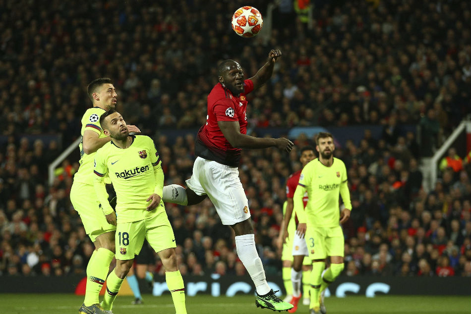 Romelu Lukaku set for Old Trafford departure?