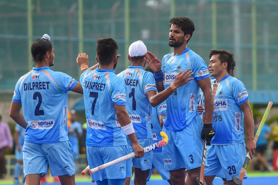 Rupinder Returns Jaskaran Lone New Face In Indian Hockey Team For Australia Tour
