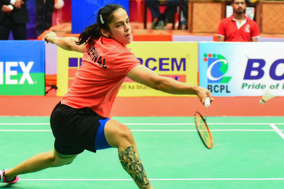 Saina Crashes Out Of Malaysia Open Sindhu Srikanth Advance