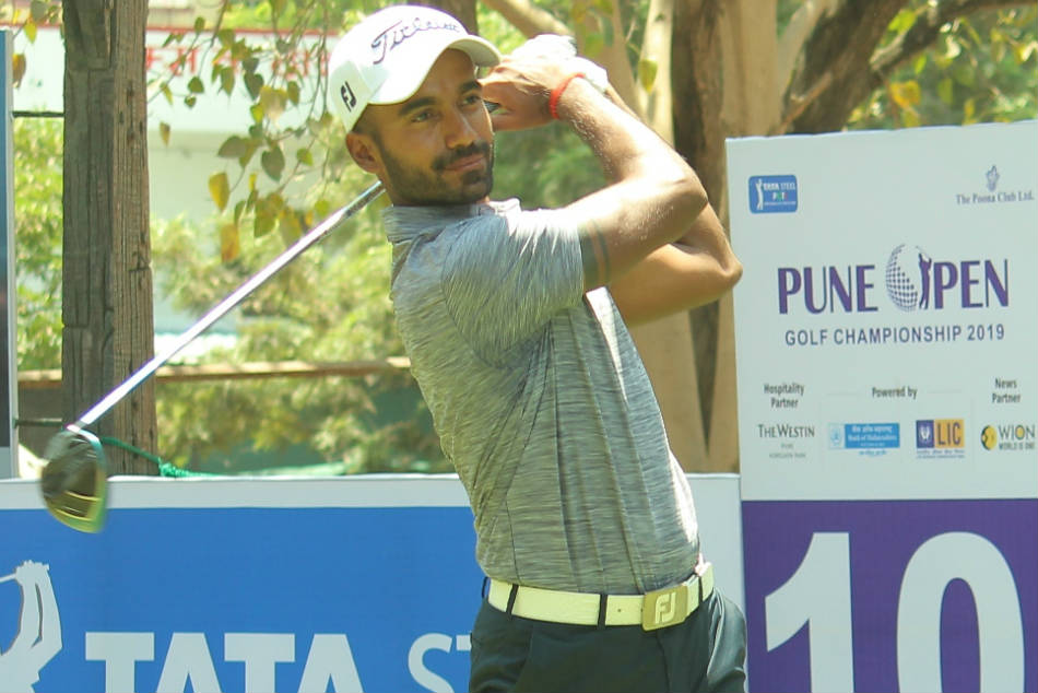 Samarth Dwivedi Matches Course Record With A Stunning 63 To Set Bar Round One Pune Open
