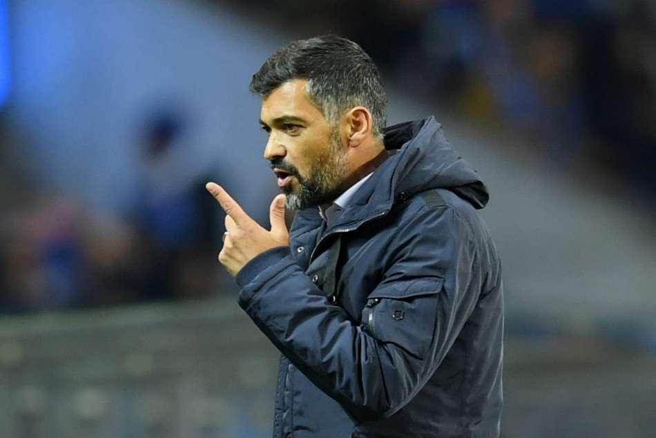Liverpool Exit Unfair Porto Coach Sergio Conceicao Champions League