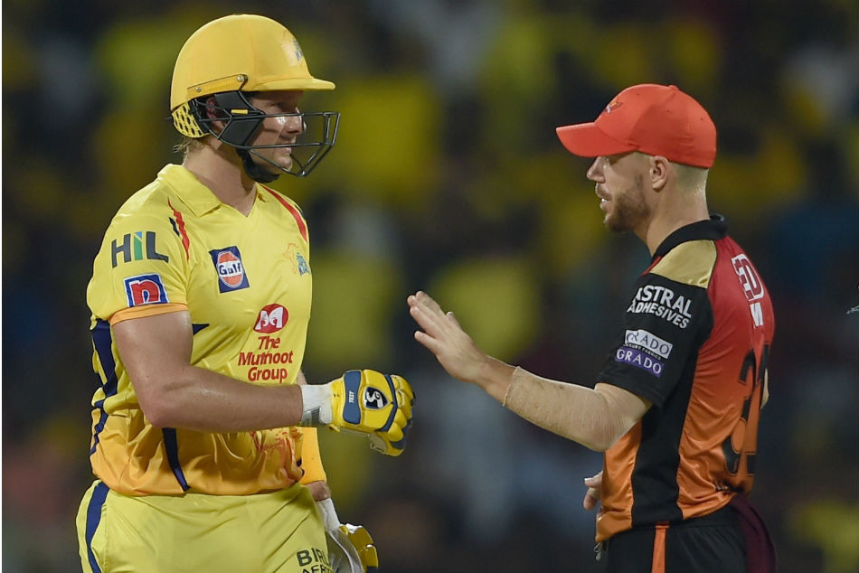 Ipl 2019 Chennai Super Kings Vs Sunrisers Hyderabad Highlights Shane Watson Shines For Csk