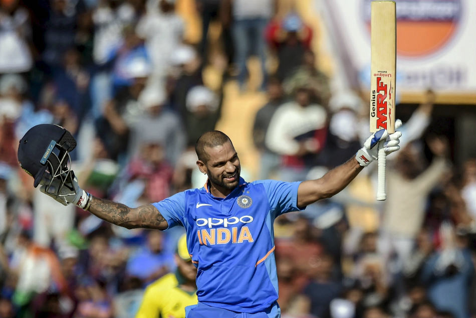 India Have Strong Side For World Cup Says Shikhar Dhawan