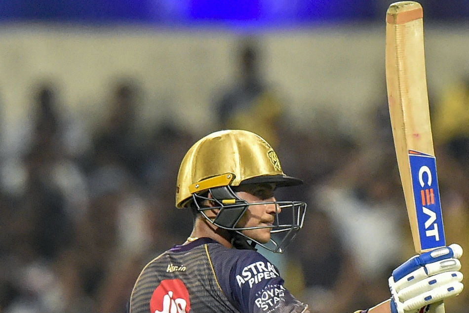 Kolkata Knight Riders youngster Shubman Gill smashed a career-best 76 against Mumbai Indians