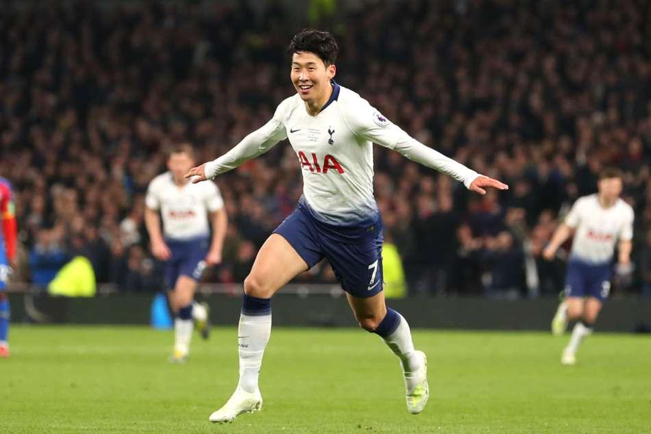 Premier League Match Report Tottenham Crystal Palace