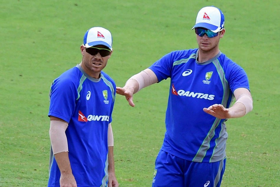 Warner and Smith are ready to face fire in England: Langer