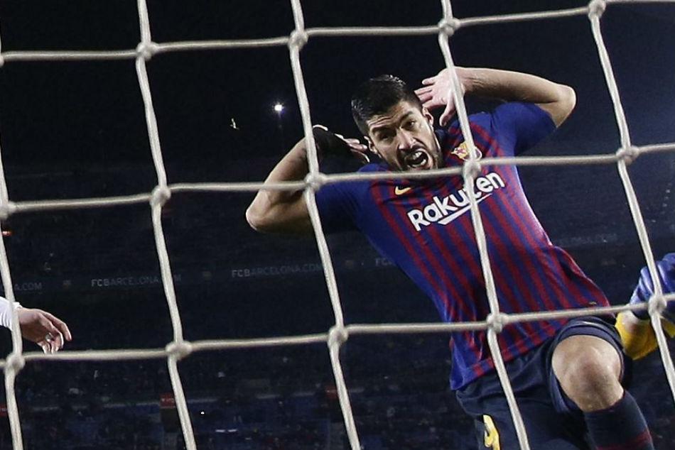 Barcelona Edge Close To Retaining La Liga Title After Alaves