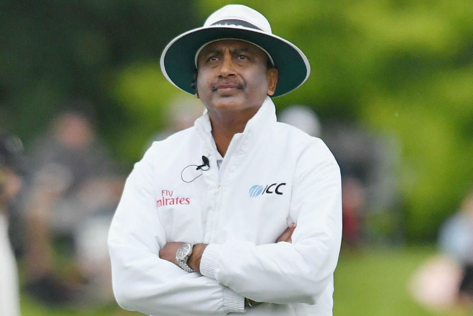 Sundsaram Ravi Only Indian Umpire Named Among 22 Match Officials For Icc World Cup