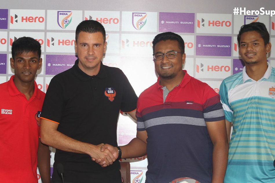 Chennai City Fc And Goa Cautious Ahead Of Super Cup Semis