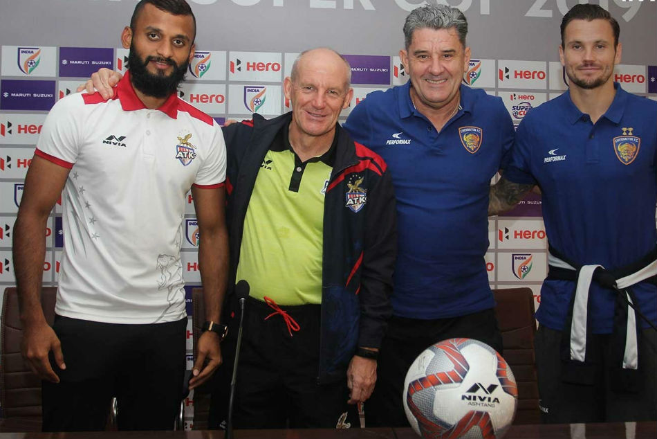 ATK to go all out against Chennaiyin