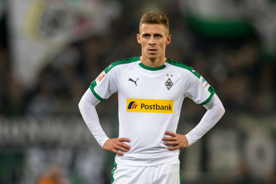 f349242002b Liverpool and Arsenal target Thorgan Hazard reveals potential move ...