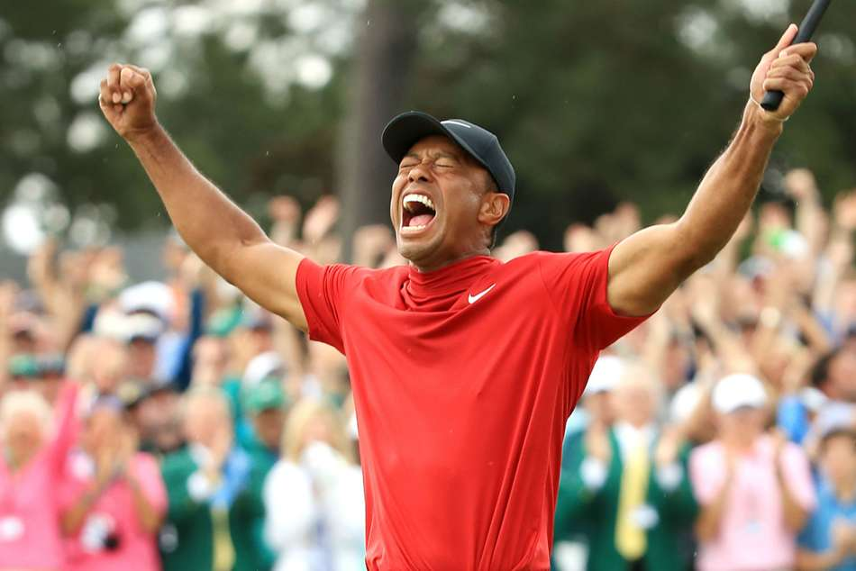 Tiger Woods Masters Can Win Majors Now Confidence Boosted