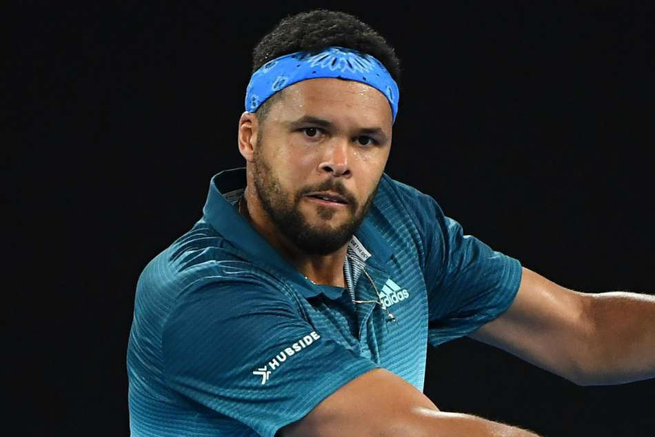 Tsonga dominates Sonego to set up Paire date in Marrakech