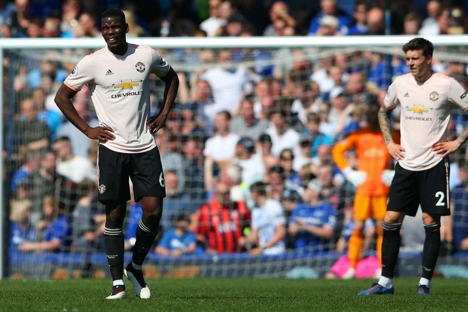 Everton 4 Manchester United 0 Opta Facts Premier League