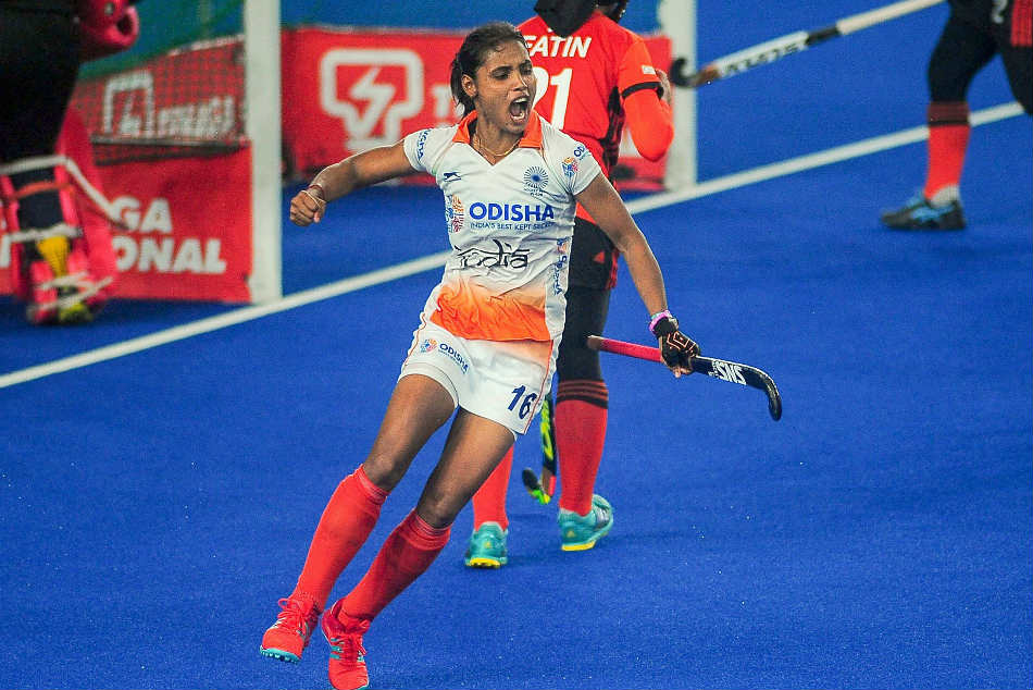 Indian Women S Hockey Team Beat Malaysia 3 0 In Series Opener