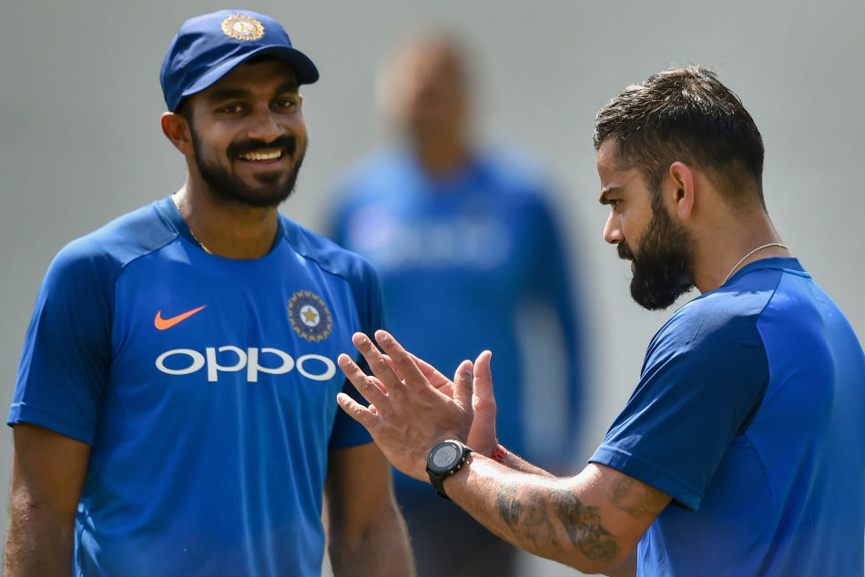 Icc World Cup 2019 Dream Come True Says Shankar After Making World Cup Squad