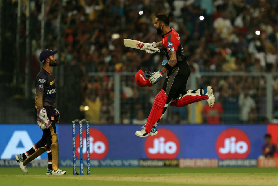 Virat Kohli hundred powered RCB to 10-run win