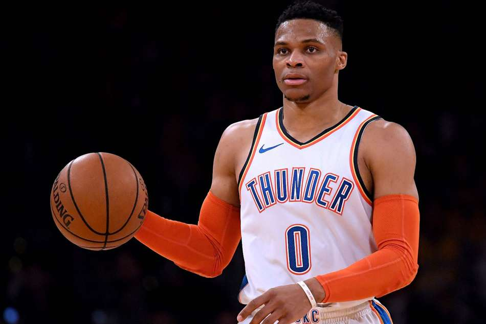 Nba Wrap Westbrook Makes History Warriors Stay Ahead Of Nuggets