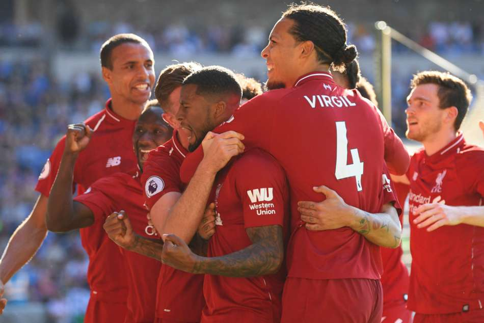 Cardiff City 0 Liverpool 2 Resilient Reds Return To The Premier League Summit