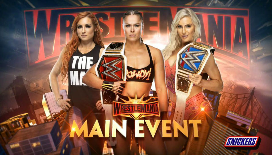 Updated Spoiler On Wwe Wrestlemania 35 Main Event