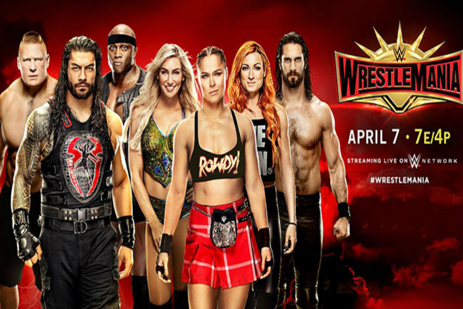 Wwe Wrestlemania 35 Full Match Card With Predictions