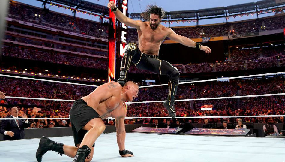 Wwe Wrestlemania 35 Results And Highlights April 7
