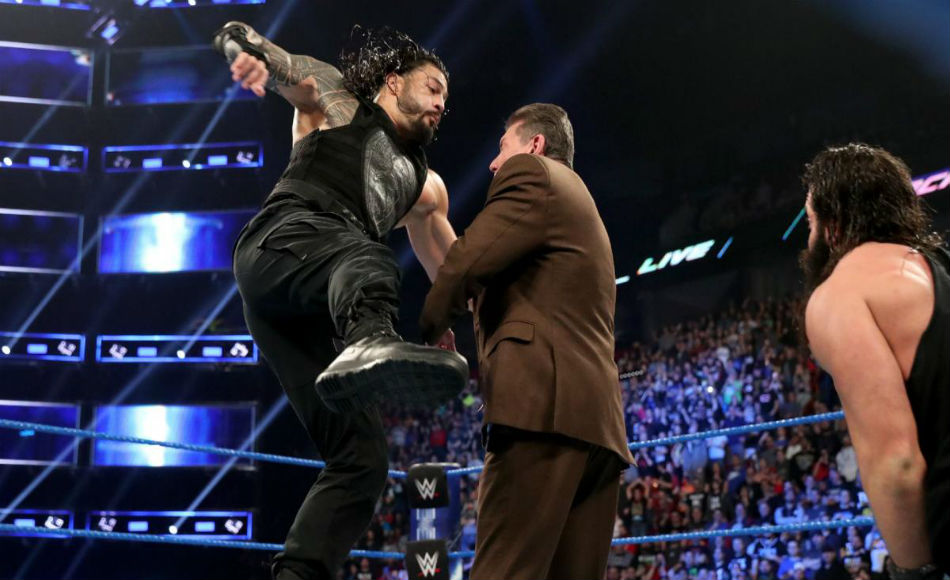 Wwe Smackdown Live Results And Highlights April 16