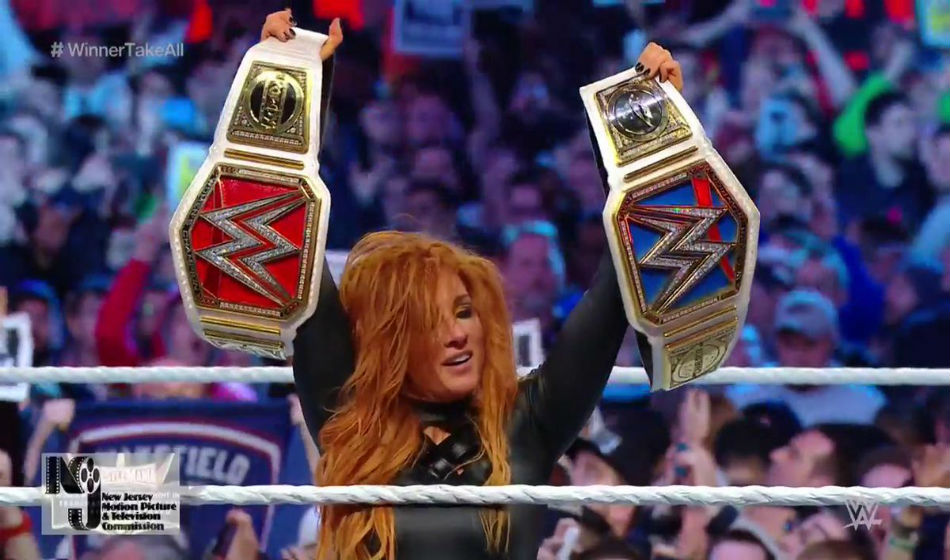 New Era Ushered In Wwe With First Ever Womens Wrestlemania Main Event