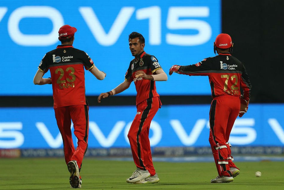 Ipl 2019 Can T Change Result Of Matches We Lost Focusing On Games Ahed Rcb Yuzvendra Chahal
