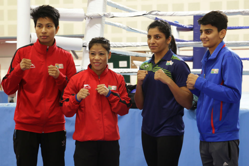Boxing Indian Contingent For India Open 2019 Announced