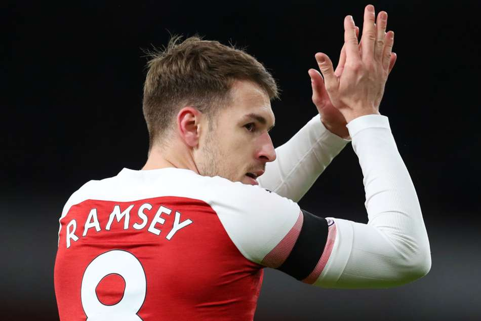 Aaron Ramsey Arsenal Contract Raul Sanllehi Explains