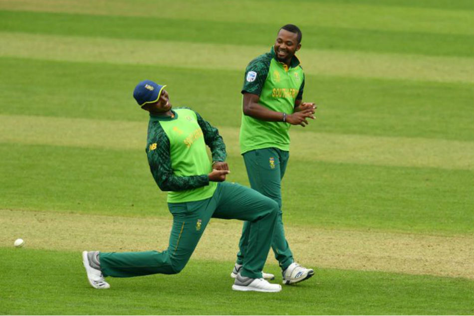 World Cup Warm-up: Du Plessis, Phehlukwayo shine as South Africa beat Sri Lanka by 87 runs
