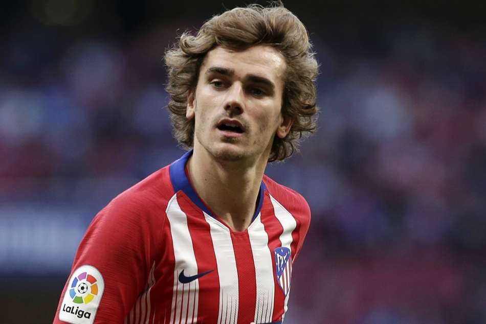 Antoine Griezmann Latest Manchester City Psg Rule Out Transfer