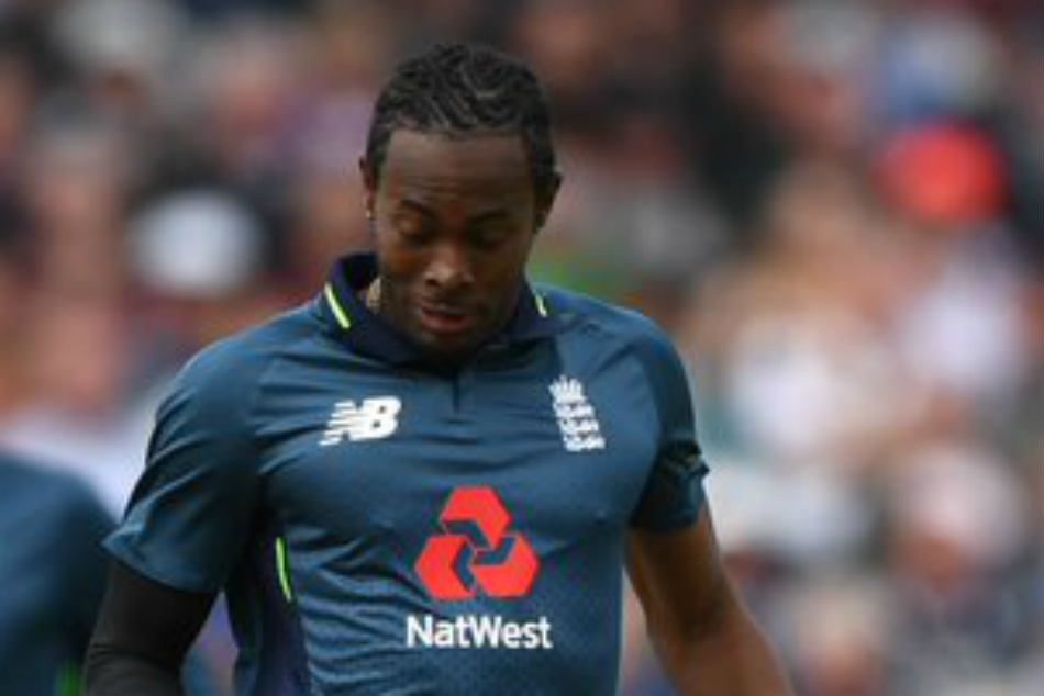 Jofra Archer Drafted Into England S World Cup Squad Icc Cricket World Cup