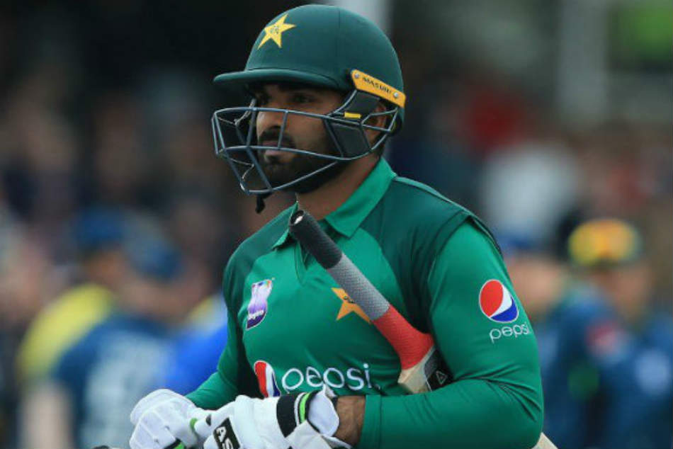 Asif Ali Rejoins Pakistan Squad After Daughter S Funeral Icc World Cup 2019