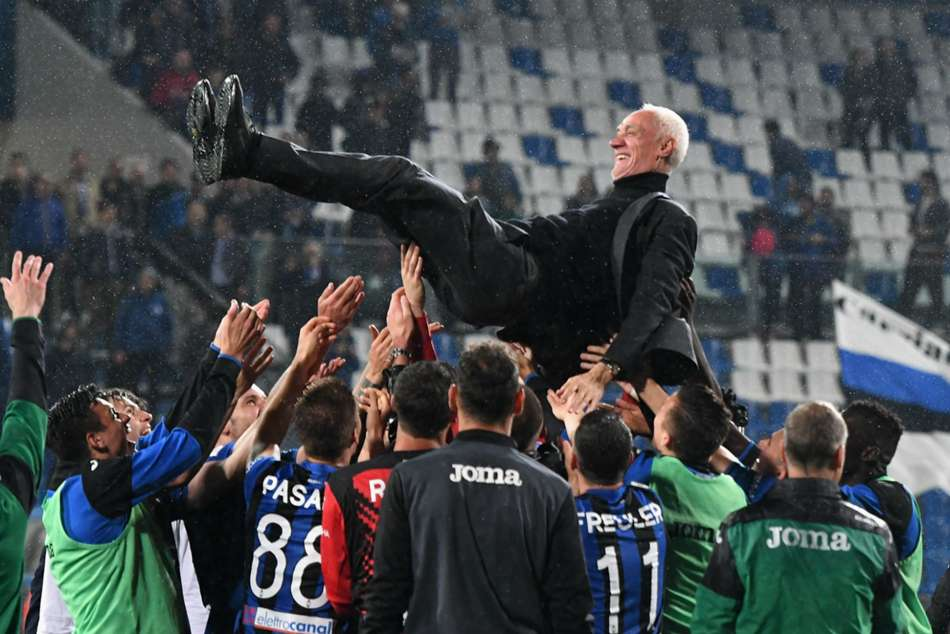 Atalanta Qualify Champions League Serie A Empoli Relegated