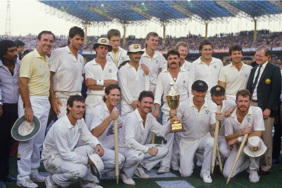 World Cup Flashbacks Australia Clinch First Title In 1987 Under Allan Border