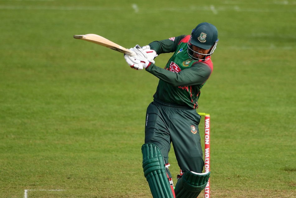 Bangladesh Win Odi Tri Nations Series West Indies Malahide Mosaddek