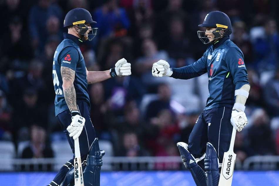 England Pakistan 4th Odi Trent Bridge Report Ben Stokes Tom Curran Jason Roy Babar Azam
