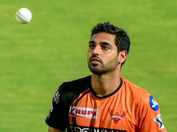 8. Bhuvneshwar Kumar (Sunrisers Hyderabad)