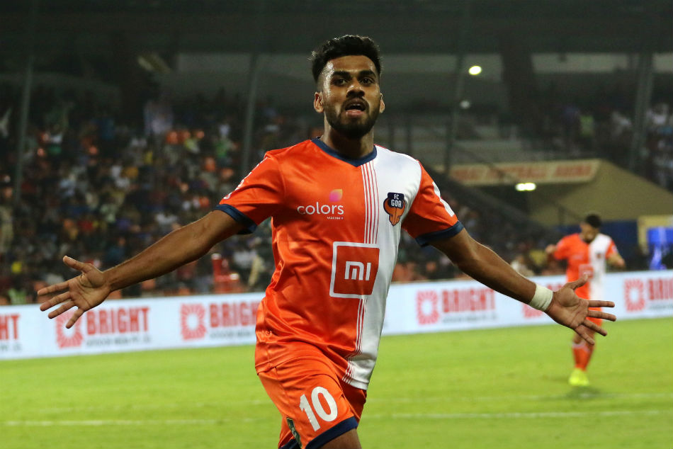 Brandon Fernandes Commits To Long Term Deal With Fc Goa