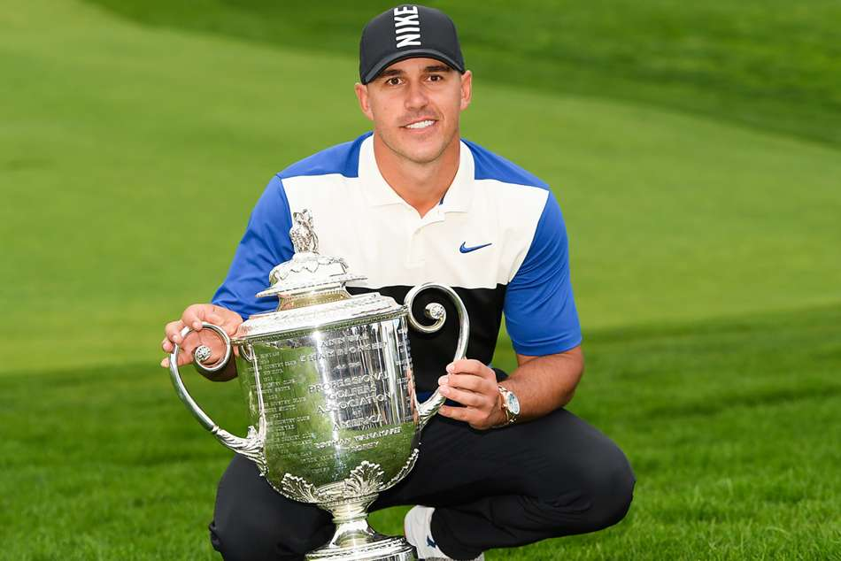Us Pga Championship How A Dramatic Back Nine Unfolded
