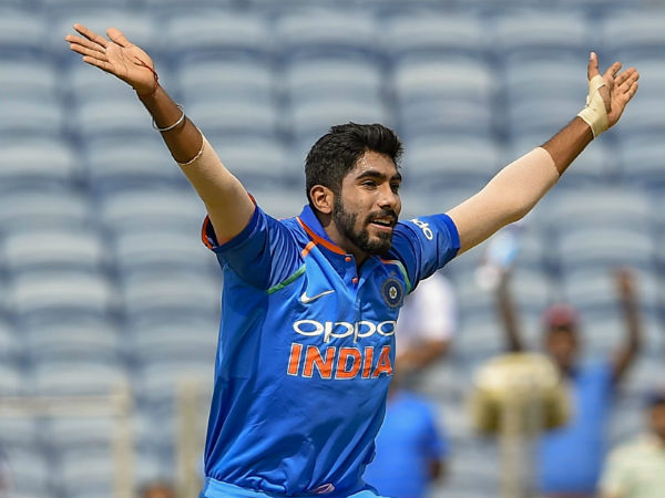 4. Key man No 2 - Jasprit Bumrah