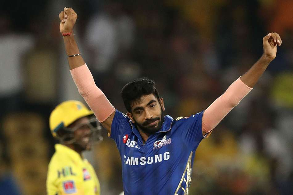 Jasprit Bumrah Kieron Pollard Mumbai Indians Chennai Super Kings Indian Premier League