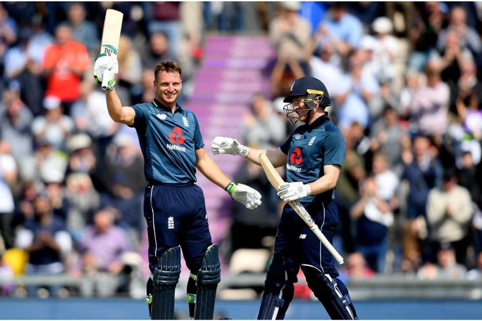 England Pakistan Morgan Encouraged Freakish Buttler