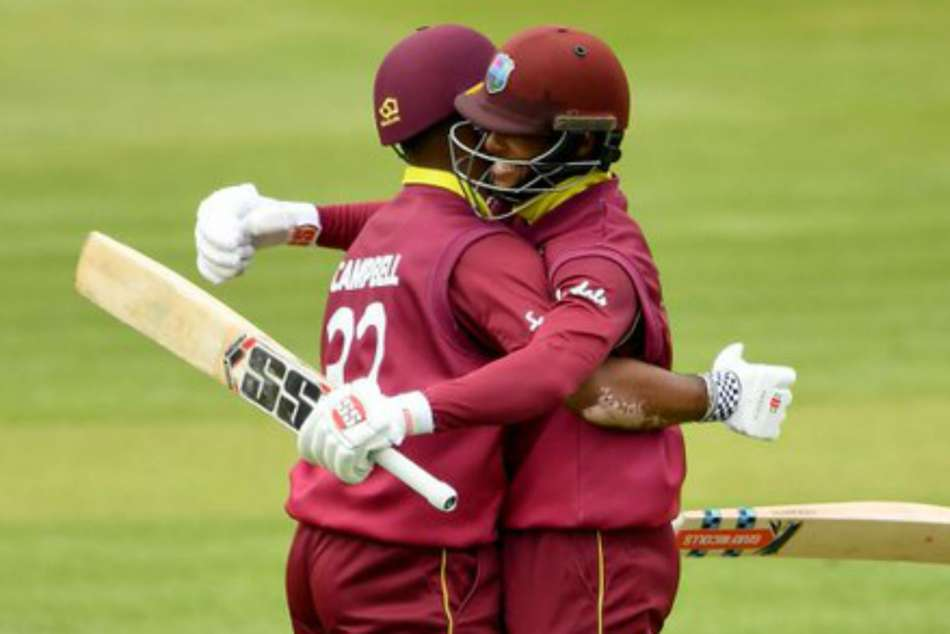 Ireland Vs West Indies: Hope and Campbell smash record opening ODI stand